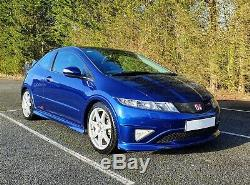 Rare Blue Honda civic type r fn2 gt 2010 (Factory fitted LSD)
