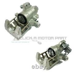 Rear Left And Right Brake Caliper Set New For Honda CIVIC 2.0 Type-r Ep3 01-06