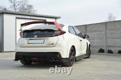 Rear Valance For Honda CIVIC Mk9 Type R (fk2) (2015-up)