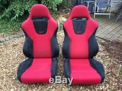 Recaro Premier Seats From Honda Civic Type R EP3