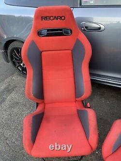 Recaro Speed Seats Honda Type R EK9 DC2 EP3 Civic