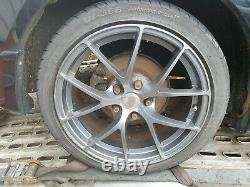 Riva 17 Inch Alloys And Tyres 5 X 114.3 Honda CIVIC Type R Toyota Etc