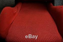 SINGLE Integra Civic Type R DC2 EK9 OEM Red Recaro Seat Seats