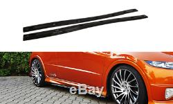 Side Skirts Add-on Diffusers Honda CIVIC Mk8 Type S/r (2006-2011)