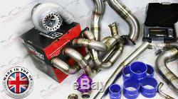 Sidewinder Turbo Conversion Kit Package Honda Civic Integra Type R K20 DC5 EP3