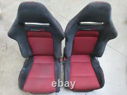 Sitze RHD rechts + links Honda Civic FN2 Type R 201PS K20Z4 Bj 2006-2012