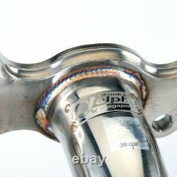 Skunk2 Alpha Header GOLD Ceramic 02-06 Acura RSX Type-S 02-05 Honda Civic Si EP3