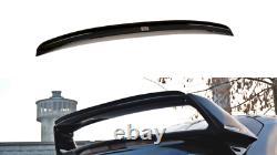 Spoiler Wing Extension For Honda CIVIC VIII Type R Mugen Spoiler (gloss Black)