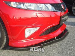 Spoilerschwert Honda Civic FN1 2 Spoiler Type S R GP Spoilerlippe Cupspoiler