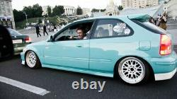 Spoon Spoiler for Honda Civic EK EJ 1996 2000 Rear trunk wing EK9 Type-R KL