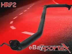 Sportex Honda Civic Type R 2.0i FN2 Performance Exhaust Race Tube 2006-2011