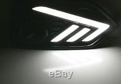 Switchback LED Daytime Running Light Kit withTurn Signal For 2017-up Honda Civic