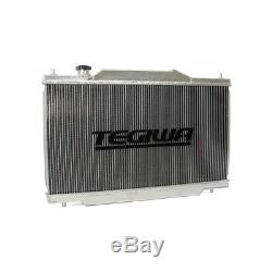 Tegiwa Aluminium Alloy Radiator For Honda CIVIC Type R Ep3 2001-2006
