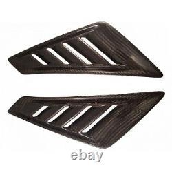 Tegiwa Fender Wing Vents Carbon Fibre Fits Honda CIVIC Fk2 Type R Vtec