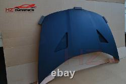 Vented Bonnet + Removable Trays For Honda CIVIC Fn2 Type R 2007 2011 Uk Stock