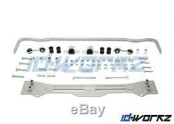 Whiteline Front Rear Anti Roll Bar Package For Honda CIVIC Ek Ej Vti Type R Ek9