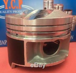 YCP B18 81mm JDM High Compression Engine Rebuilding Kit Acura Civic Type R